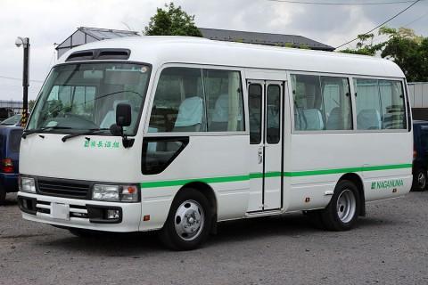 北関東支店 送迎バス